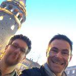 Istanbul –Galata Turm
