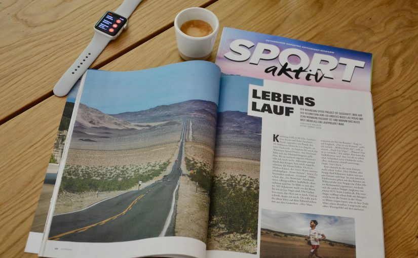 The Speed Project - SPORT Aktiv Magazin