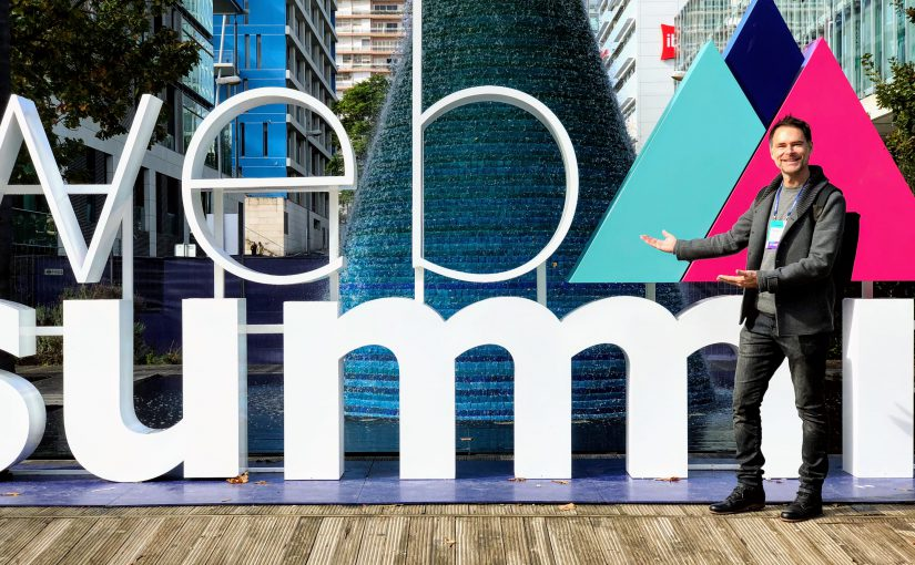 Web Summit 2018 – Lissabon