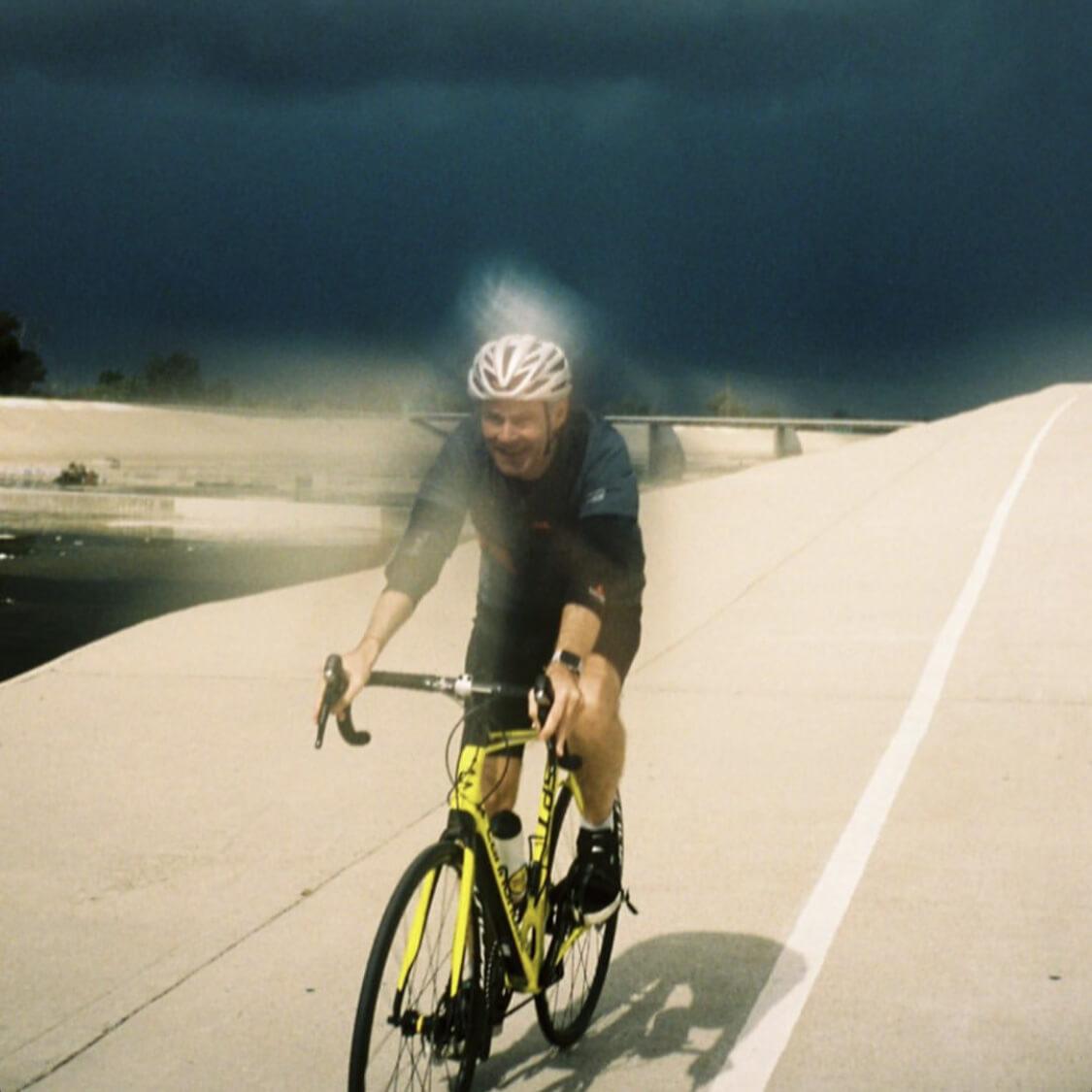 Mit dem Rennrad in Südkalifornien (Foto: Paul Ripke)
