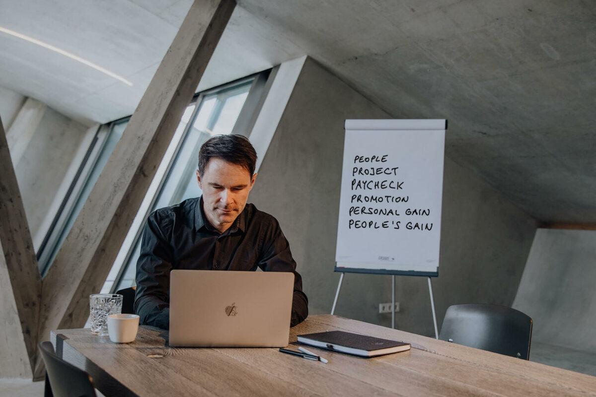 Business-Entscheidungen treffen: Meine 6 Parameter
