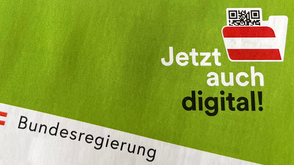 Digitalisierung in Österreich 2021