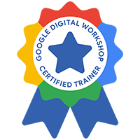 Google Digital Workshop Certified Trainer
